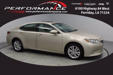2014 Lexus ES 350 for sale at Auto Group South - Performance Dodge Chrysler Jeep in Ferriday LA