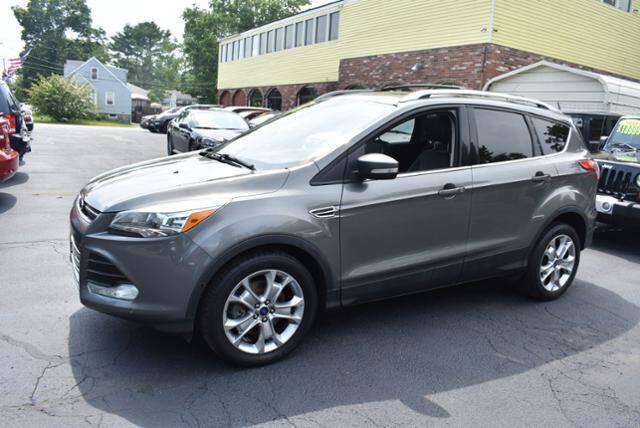 2014 Ford Escape for sale at Absolute Auto Sales, Inc in Brockton MA