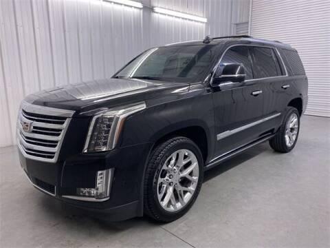 2017 Cadillac Escalade for sale at JOE BULLARD USED CARS in Mobile AL