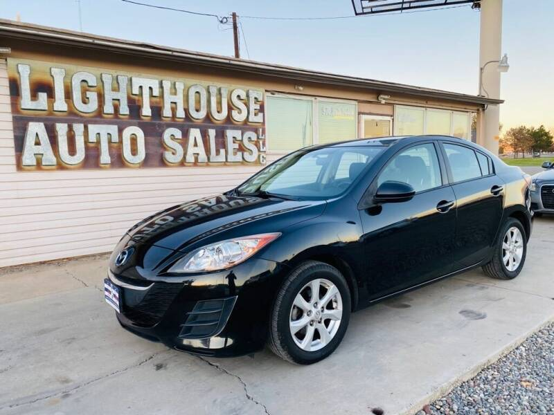 2010 Mazda MAZDA3 for sale at Lighthouse Auto Sales LLC in Grand Junction CO