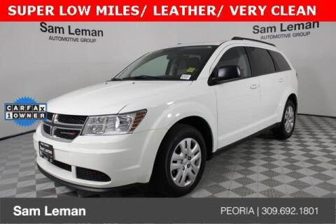 2017 Dodge Journey for sale at Sam Leman Chrysler Jeep Dodge of Peoria in Peoria IL