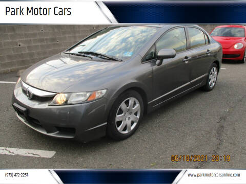 2009 Honda Civic for sale at Park Motor Cars in Passaic NJ