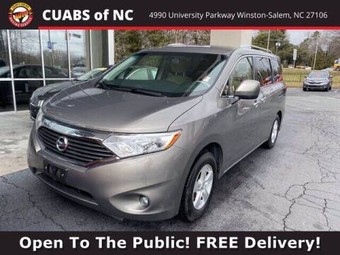 2017 Nissan Quest for sale at Credit Union Auto Buying Service in Winston Salem NC