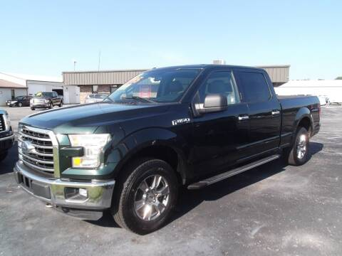 2016 Ford F-150 for sale at Dietsch Sales & Svc Inc in Edgerton OH