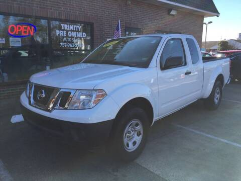 2015 Nissan Frontier for sale at Bankruptcy Car Financing in Norfolk VA