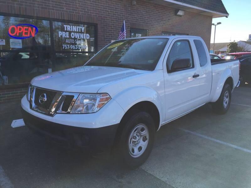 2015 Nissan Frontier for sale at Bankruptcy Car Financing in Norfolk VA