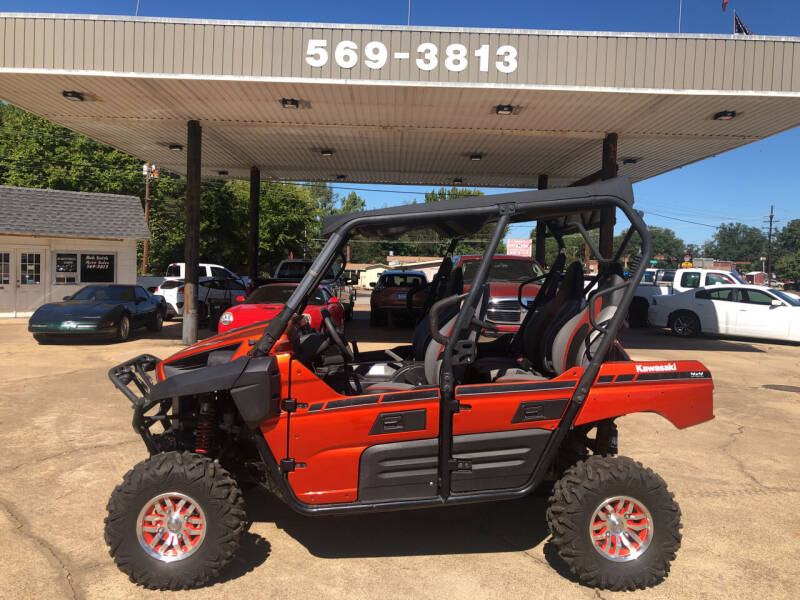 2015 Kawasaki Teryx800 for sale at BOB SMITH AUTO SALES in Mineola TX