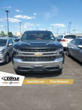 2020 Chevrolet Silverado 1500 for sale at COYLE GM - COYLE NISSAN in Clarksville IN