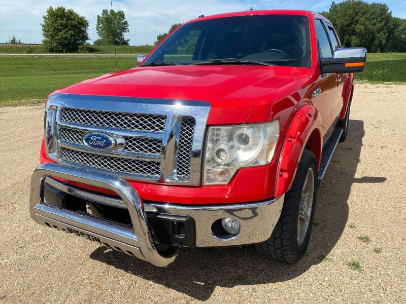 2012 Ford F-150 for sale at RDJ Auto Sales in Kerkhoven MN