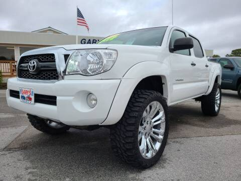 2010 Toyota Tacoma for sale at Gary's Auto Sales in Sneads NC
