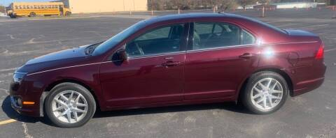2012 Ford Fusion for sale at In Motion Sales LLC in Olathe KS