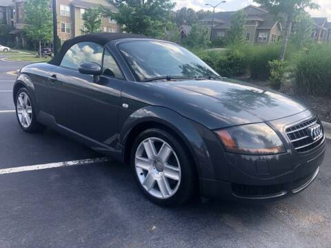 2006 Audi TT for sale at LA 12 Motors in Durham NC