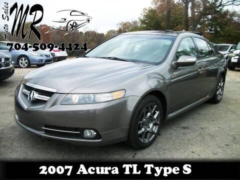2007 Acura TL for sale at Mr Auto Sales in Charlotte NC