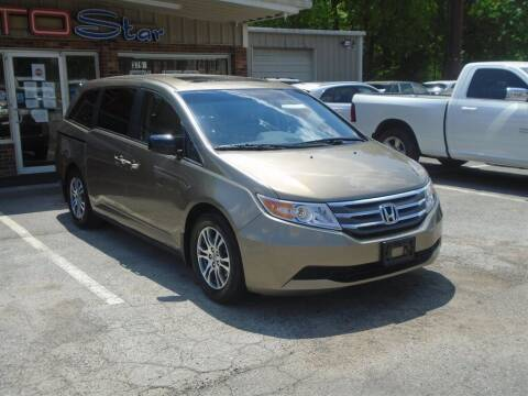 2011 Honda Odyssey for sale at AutoStar Norcross in Norcross GA