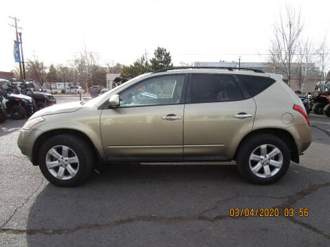 2007 Nissan Murano for sale at Miller's Economy Auto in Redmond OR