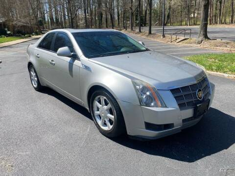 2008 Cadillac CTS for sale at Bowie Motor Co in Bowie MD