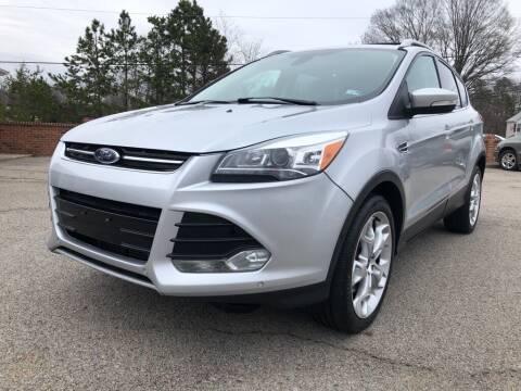 2014 Ford Escape for sale at Doug's Auto Sales in Danville VA
