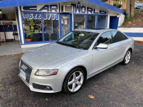 2010 Audi A4 for sale at Car World Inc in Arlington VA