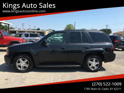 2008 Chevrolet TrailBlazer for sale at Kings Auto Sales in Cadiz KY