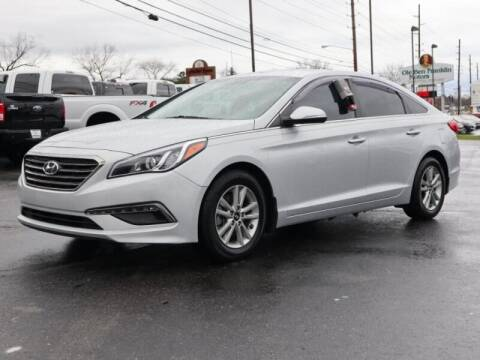 2015 Hyundai Sonata for sale at DFW AUTO FINANCING LLC in Dallas TX