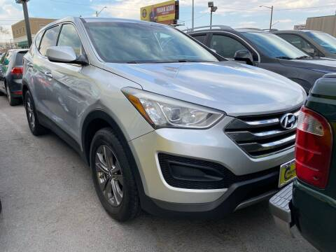 2013 Hyundai Santa Fe Sport for sale at New Wave Auto Brokers & Sales in Denver CO