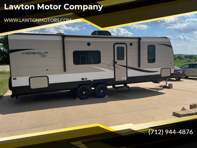 2019 KEYSTON HIDEOUT for sale at Lawton Motor Company in Lawton IA
