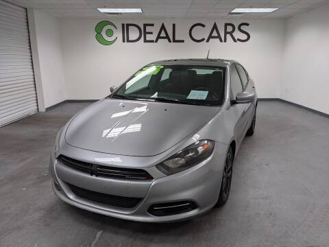 2014 Dodge Dart for sale at Ideal Cars Broadway in Mesa AZ