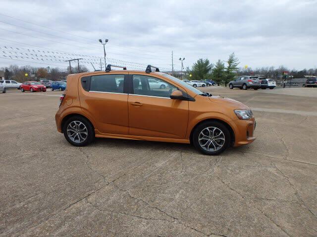 2017 Chevrolet Sonic for sale at BLACKWELL MOTORS INC in Farmington MO