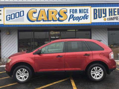 2007 Ford Edge for sale at Good Cars 4 Nice People in Omaha NE