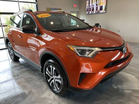 2016 Toyota RAV4 for sale at Crossroads Car & Truck in Milford OH