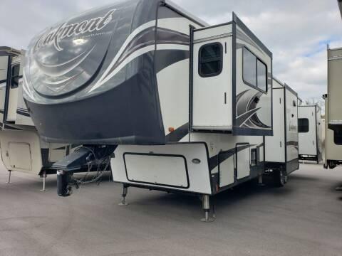 2017 Heartland oakmont 4500FL