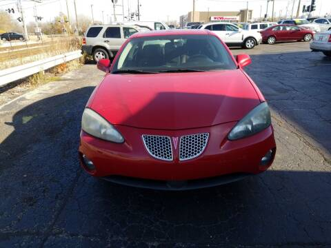 2007 Pontiac Grand Prix for sale at Discovery Auto Sales in New Lenox IL