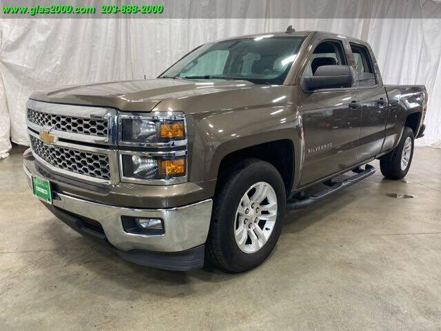 2014 Chevrolet Silverado 1500 for sale at Green Light Auto Sales LLC in Bethany CT