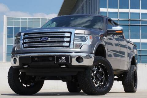 2014 Ford F-150 for sale at JD MOTORS in Austin TX