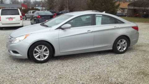 2011 Hyundai Sonata for sale at MIKE'S CYCLE & AUTO - Mikes Cycle and Auto (Liberty) in Liberty IN