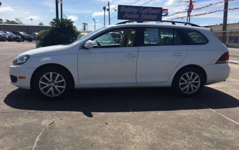 2011 Volkswagen Jetta for sale at Bobby Lafleur Auto Sales in Lake Charles LA