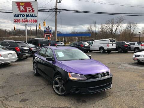 2012 Volkswagen Jetta for sale at KB Auto Mall LLC in Akron OH