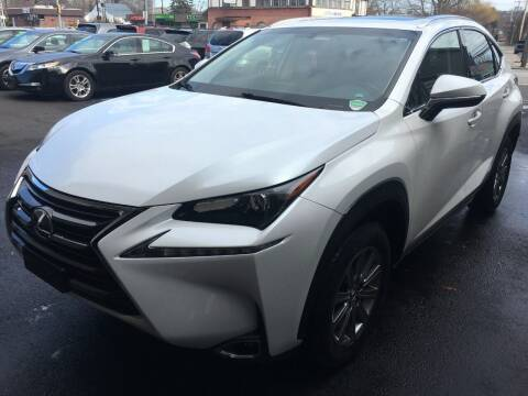 2016 Lexus NX 200t for sale at Dijie Auto Sale and Service Co. in Johnston RI