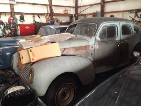 1949 Desoto Club Coupe for sale at Haggle Me Classics in Hobart IN