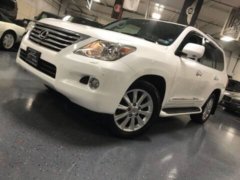 2008 Lexus LX 570 for sale at Luxury Auto Finder in Batavia IL