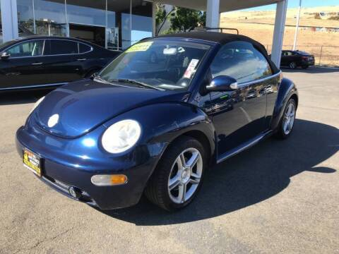 2004 Volkswagen New Beetle Convertible for sale at Autos Wholesale in Hayward CA