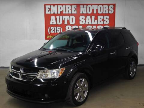 2011 Dodge Journey for sale at EMPIRE MOTORS AUTO SALES in Philadelphia PA