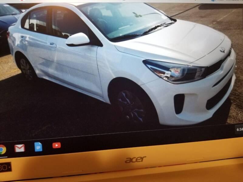 2019 Kia Rio for sale at M & M Auto Sales in Hillsboro OH