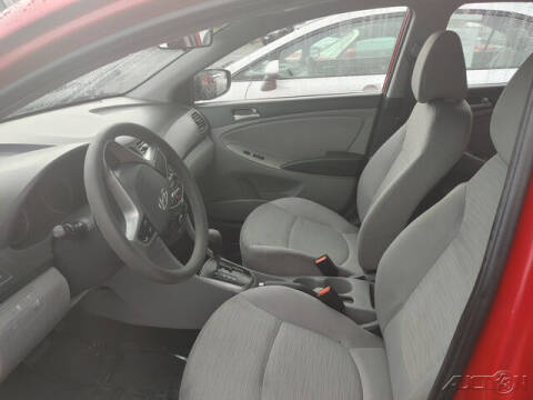 2016 Hyundai Accent for sale at Guy Strohmeiers Auto Center in Lakeport CA