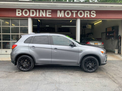 2017 Mitsubishi Outlander Sport for sale at BODINE MOTORS in Waverly NY