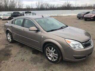 2007 Saturn Aura for sale at WELLER BUDGET LOT in Grand Rapids MI