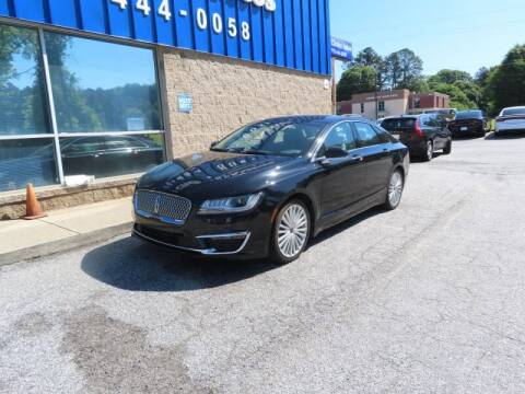 2017 Lincoln MKZ Hybrid for sale at Southern Auto Solutions - 1st Choice Autos in Marietta GA