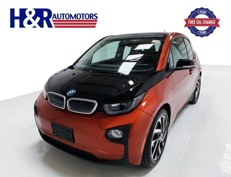 2015 BMW i3 for sale at H&R Auto Motors in San Antonio TX