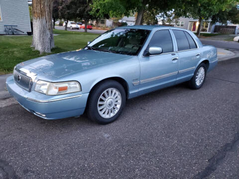 2009 Mercury Grand Marquis for sale at West Richland Car Sales in West Richland WA