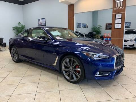 2019 Infiniti Q60 for sale at Adams Auto Group Inc. in Charlotte NC